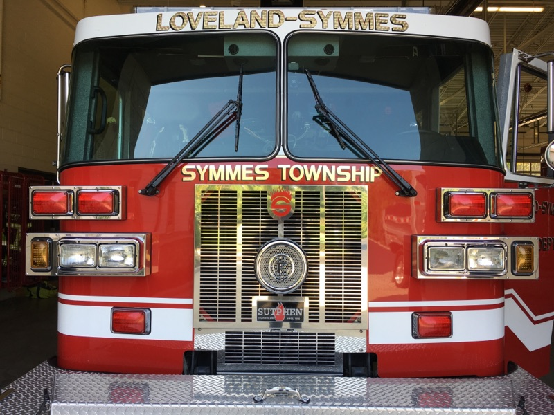 Loveland-Symmes Fire Department